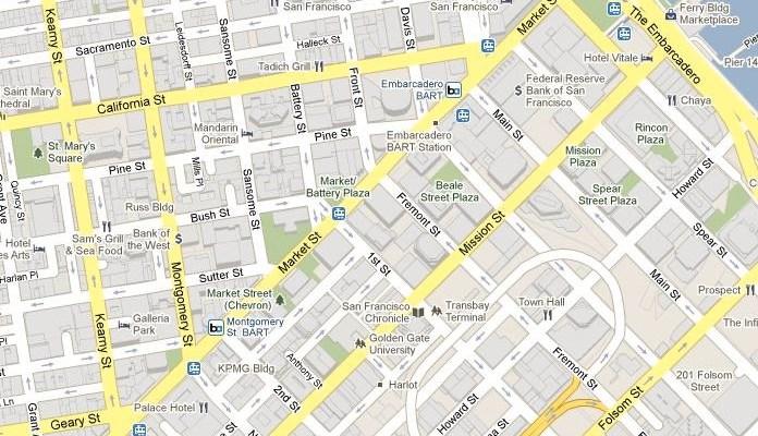 Google Maps Chromecast