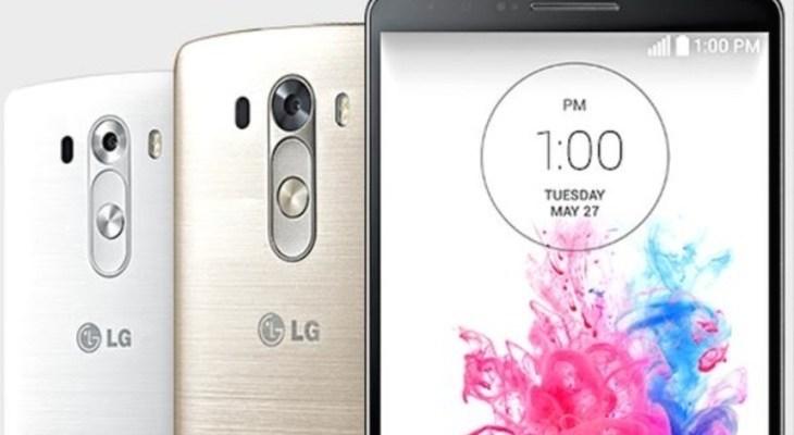 LG G3 aggiornamento Android Lollipop