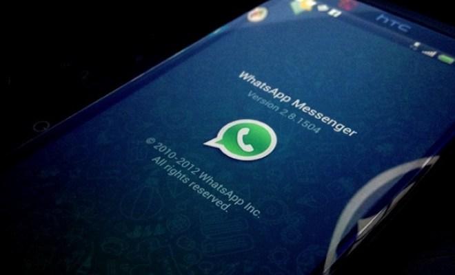 Whatsapp chiamate in arrivo