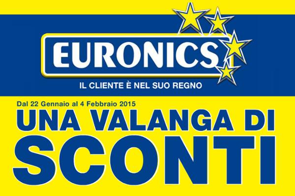 Volantino Euronics