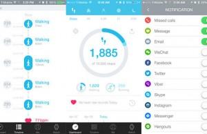 Alcatel SmartWatch e la sua app