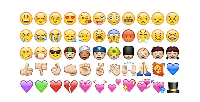 ricerche con emoji google