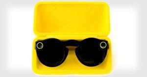 spectatles occhiali snap
