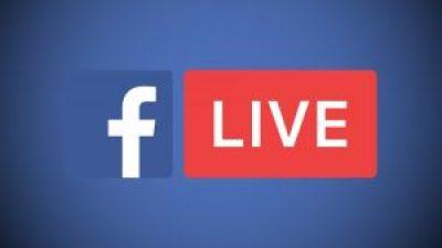 come si fa una diretta facebook