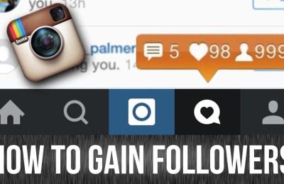 ottenere più follower su Instagram