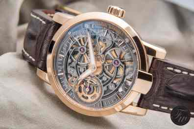 Armin Strom Skeleton Pure