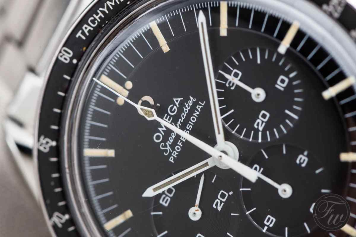 """The famous """"Speedmaster"""" font - reminds me of the age of test piltos, fast cars, and adventure."""