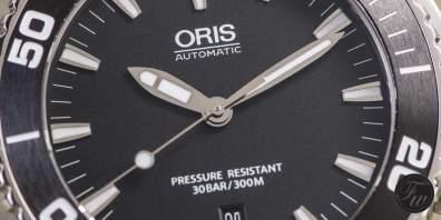 Oris Aquis Date