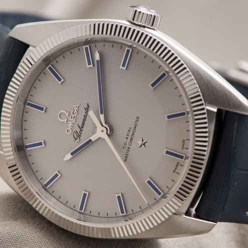 Omega Globe Master Platinum - Top 5 BaselWorld Watches