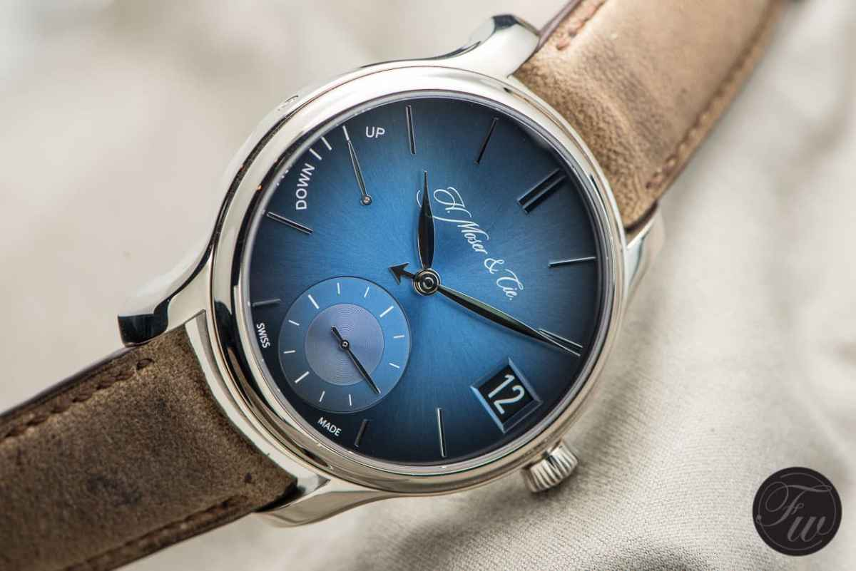 Moser & Cie Endeavour Perpetual Calendar - Top 5 BaselWorld Watches