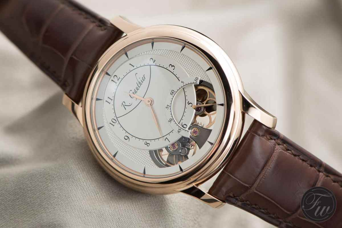 Romain Gauthier The Prestige HMS Ten - Top 5 BaselWorld Watches