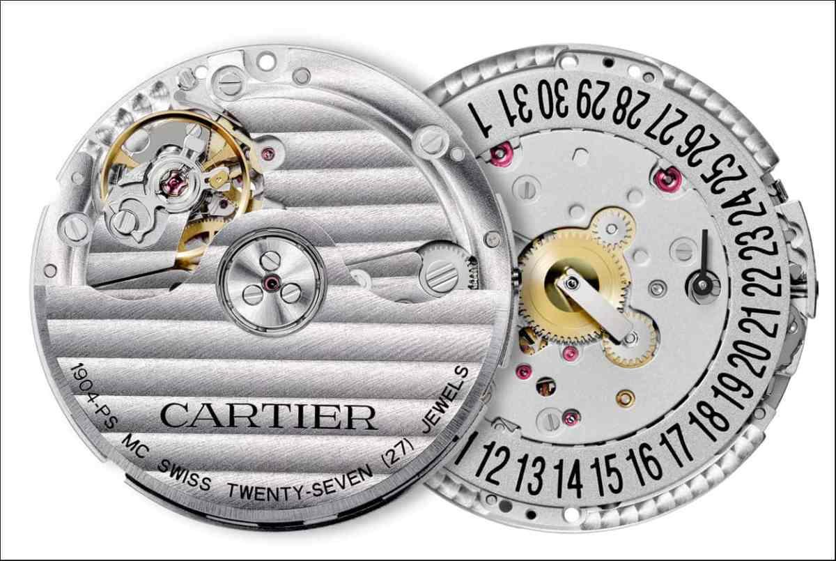 Cartier 1904MC Caliber