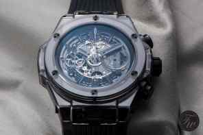 Hublot Big Bang Unico All Black Sapphire