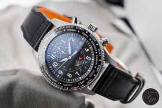 IWC Pilot's Watch Timezoner 3950