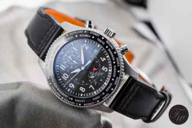 IWC Pilot's Watch Timezoner 3950