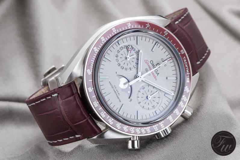 Omega Speedmaster Moonphase Co-Axial