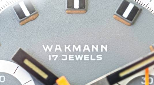 Wakmann, perhaps a name most associate with the more well known triple date