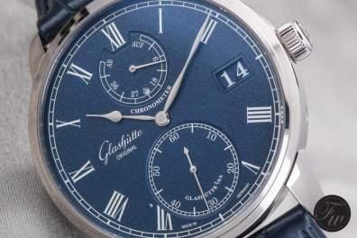 GO Quintessenz Senator Chronometer1779