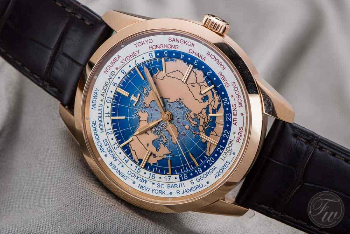 Jaeger-LeCoultre Geophysic® Universal Time-0460