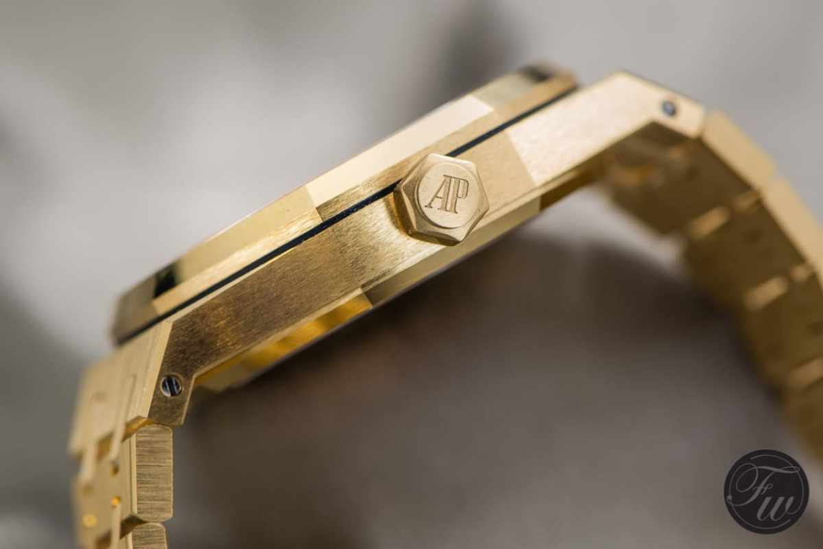 Audemars Piget Royal Oak Gold 15450BA