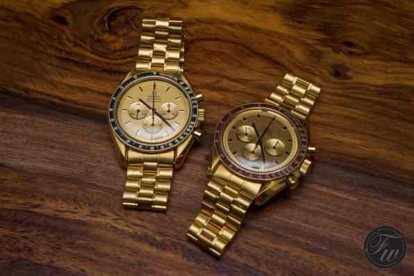 Speedmaster Gold-07575