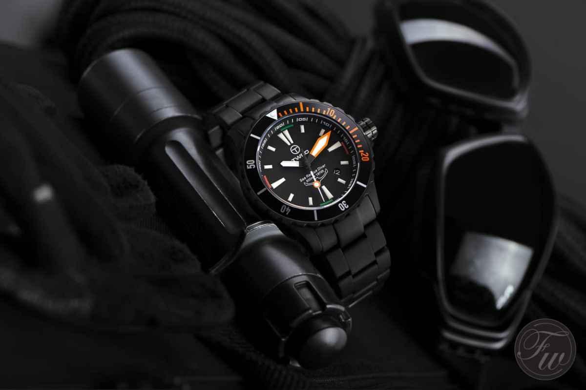 TWCO Sea Rescue Diver