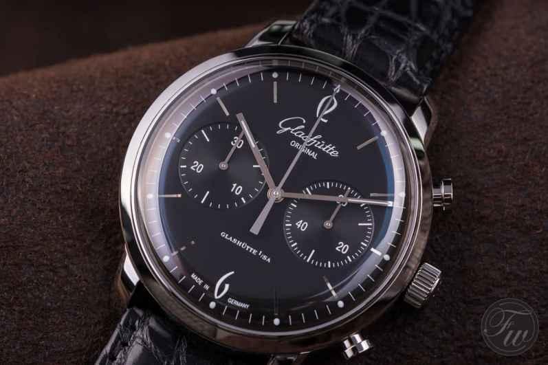 Glashütte Original Sixties Chronograph 1-39-34-02-22-04