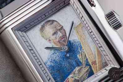 JLC Reverso a Eclipse - Van Gogh LE-4541