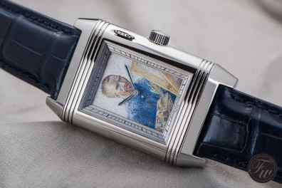 JLC Reverso a Eclipse - Van Gogh LE-4542