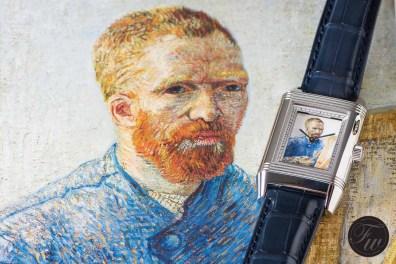 JLC Reverso a Eclipse - Van Gogh LE-4574