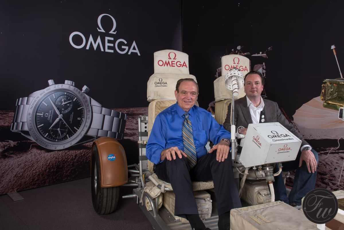 How the Speedmaster became the Moonwatch