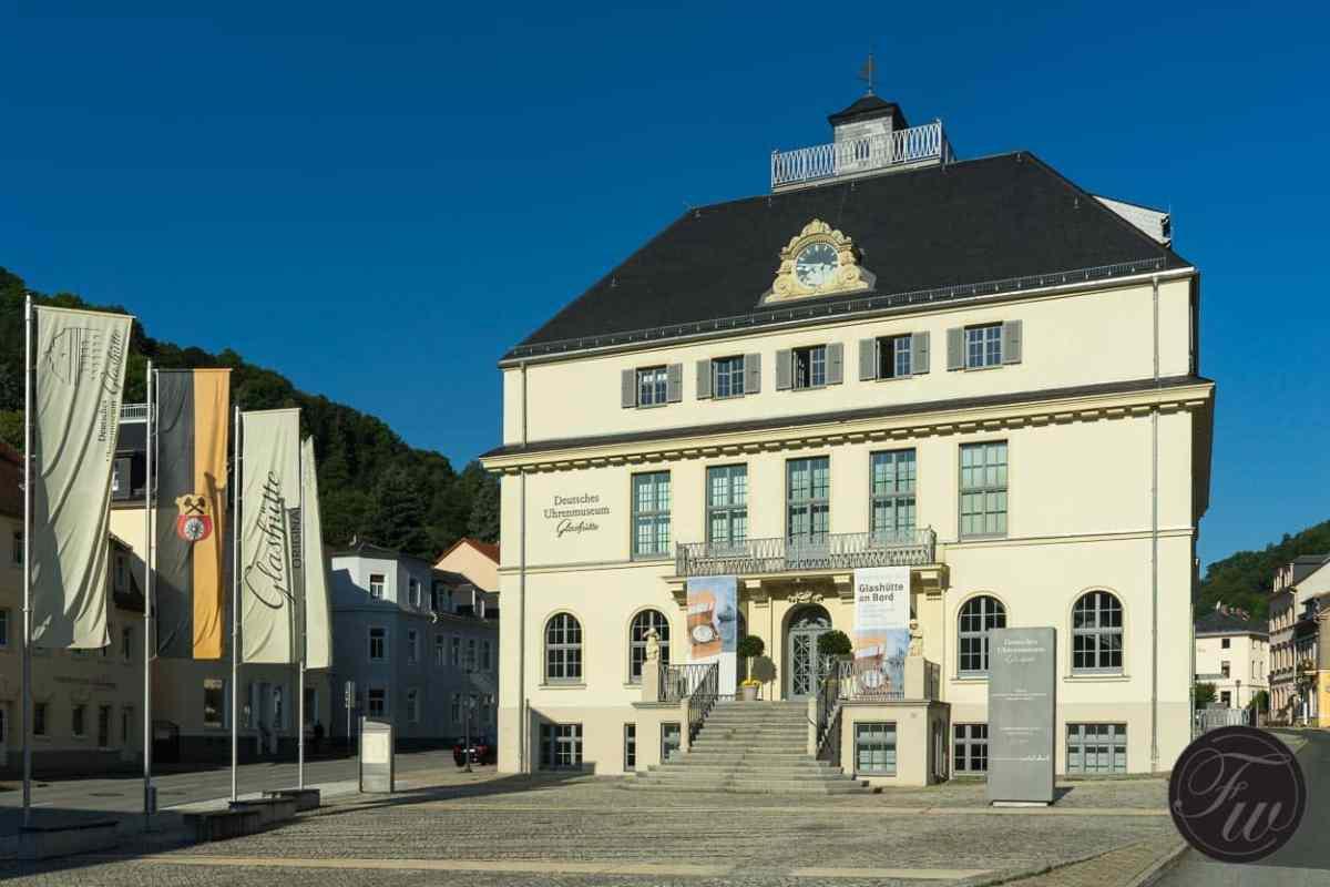 Glashütte Original Manufacture - German Watch Museum