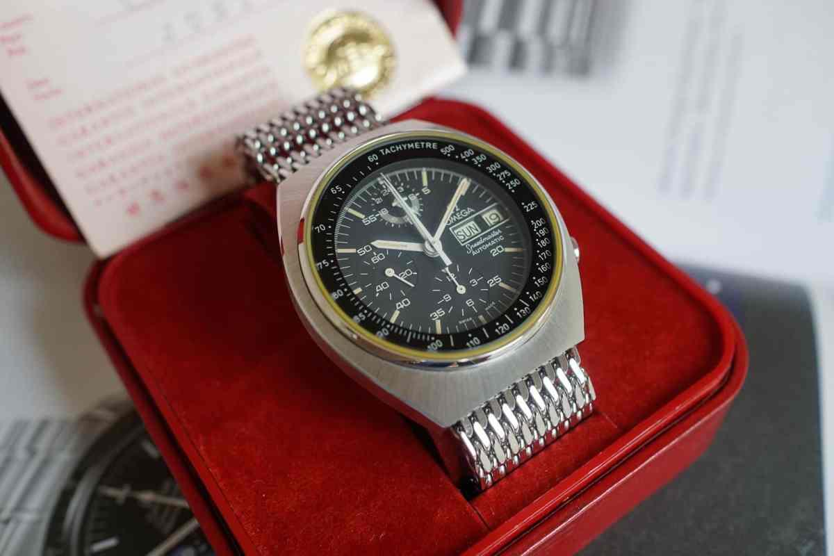 Omega Speedmaster Mark 4.5