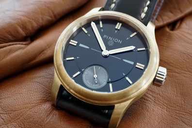 Pinion Pure - Bronze Watch