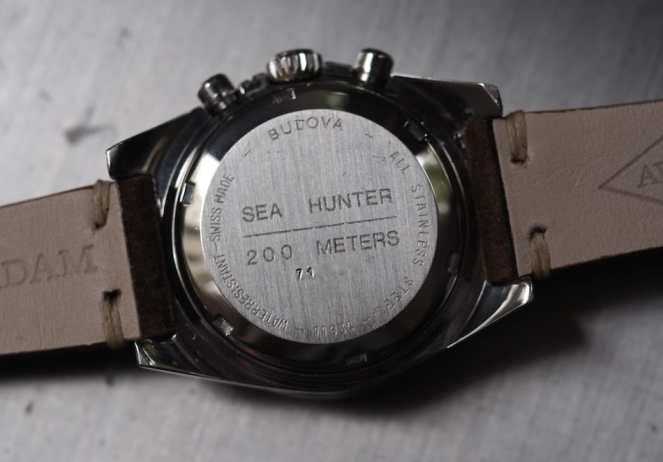 Bulova Sea Hunter