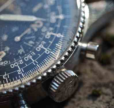 Breitling Navitimer All Black