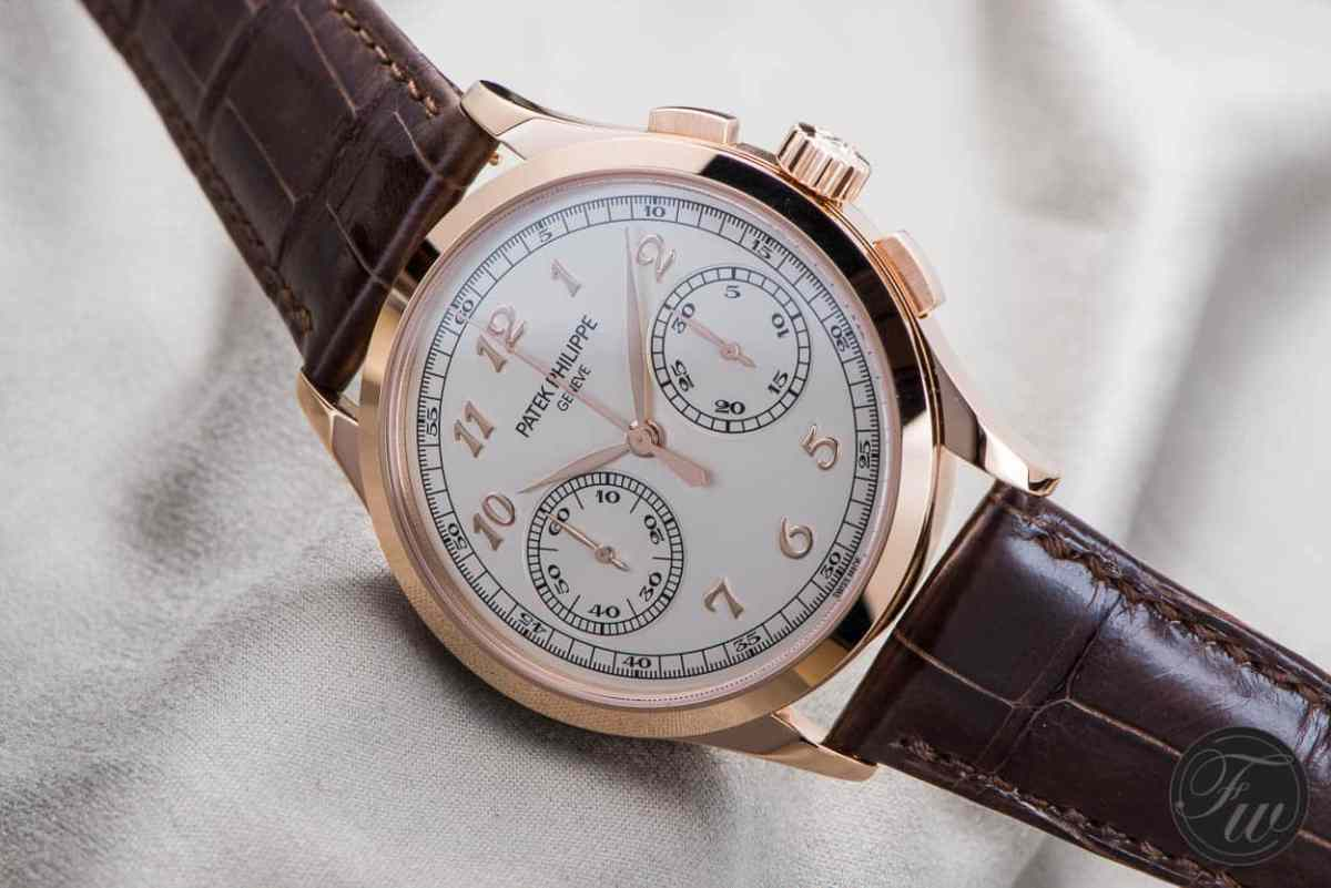 Top 10 Chronographs Patek Philippe 5170R