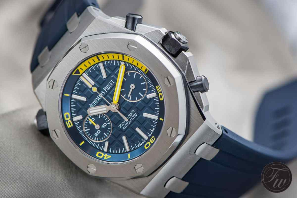 Top 10 Chronographs - AP ROO Chronograph Diver