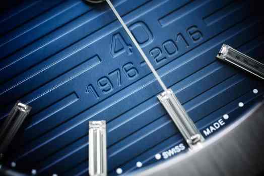 Nautilus 40th Anniversary