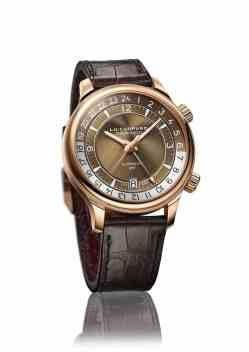 L.U.C GMT One rose gold