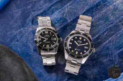 Oris Diver watches - 2016 Watches