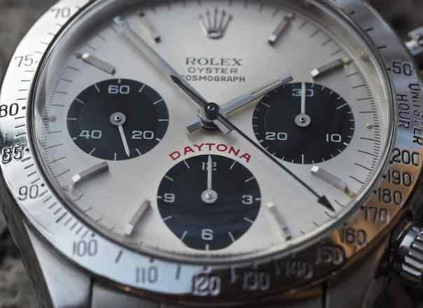 Rolex Daytona 6265 Big Red