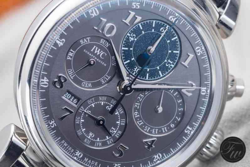 IWC Da Vinci Perpetual Calendar Chronograph IW392103