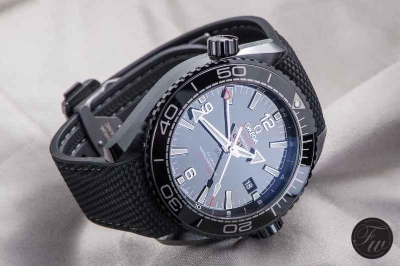 Omega Seamaster Deep Black-4667