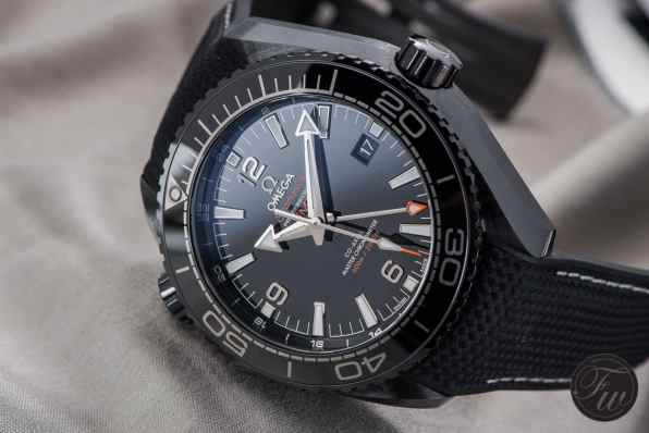 Omega Seamaster Planet Ocean Deep Black 215.92.46.22.01.001