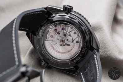 Omega Seamaster Deep Black161117010