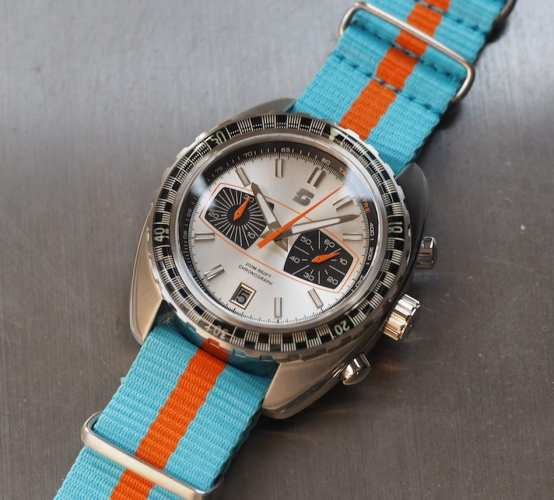 Straton Syncro Chronograph – A Micro Brand's Third Watch