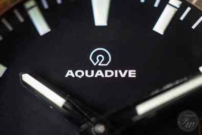 Aquadive Bathyscaphe 100 Bronze
