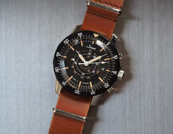 Sinn Chronograph Tachymeter