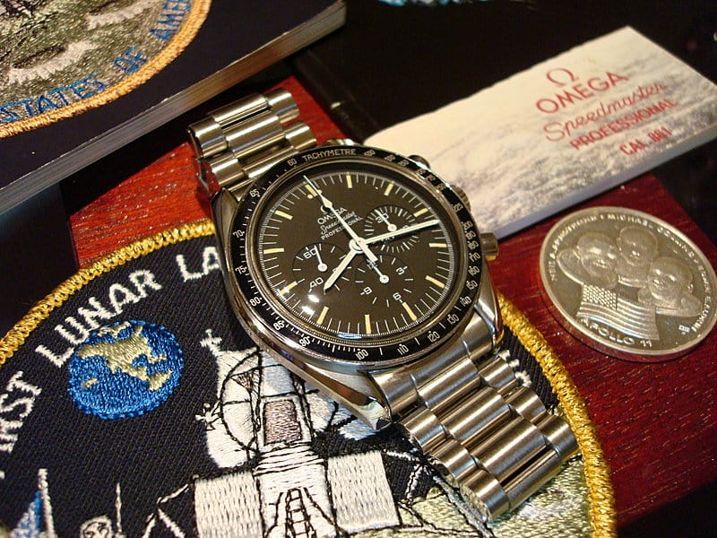 Speedmaster Apollo XI 1989 Model.